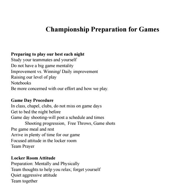 championshipprep