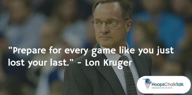 Lon Kruger Quotes