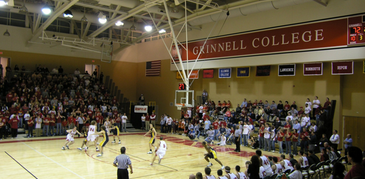Grinnell Offense